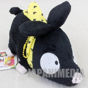 "Ranma 1/2 P-Chan Normal ver. Ryoga Pig 6"" Plush Doll SK JAPAN ANIME MANGA"
