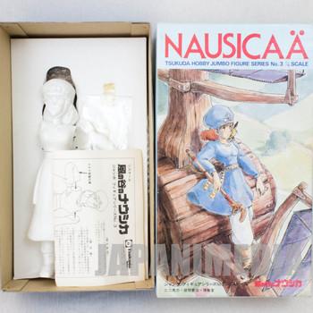 Nausicaa of the Valley of the Wind 1/6 Jumbo Model Kit Figure Tsukuda Ghibli