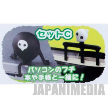 Evangelion 4th Angel & 7th Angel Mini Figure Yuru shito C Set ANIME JAPAN