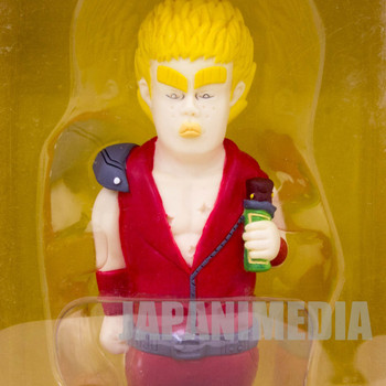 Fist of the North Star KENSHIRO Limited Color Soft Vinyl Figure Hokuto no Ken