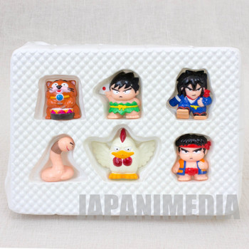 Nangoku Shonen PAPUWA Kun Mini Figure Set Part.2 Yutaka JAPAN ANIME MANGA