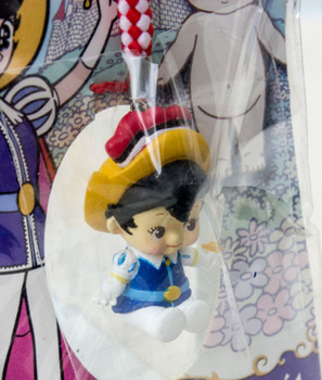 Princess Knight Sapphire Rose O'neill Kewpie Kewsion Strap JAPAN ANIME