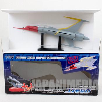 Space Battleship YAMATO Cosmo Zero Super Mechanics Figure TAITO JAPAN ANIME
