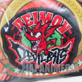 Eyeshield 21 DEVILBAT DEIMON DEVILBATS Patch Wappen JAPAN ANIME MANGA