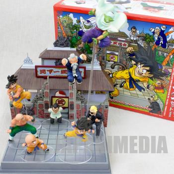 Dragon Ball Z Tenkaichi Budokai Diorama Figure Set JAPAN ANIME