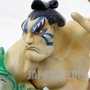 Street Fighter 2 E. Honda Bust Figure Capcom Character JAPAN GAME 1
