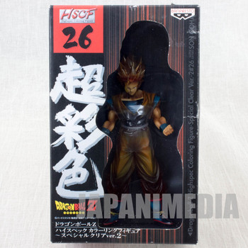 Dragon Ball Z HSCF Figure high spec coloring Son Gohan Special Clear 26 JAPAN