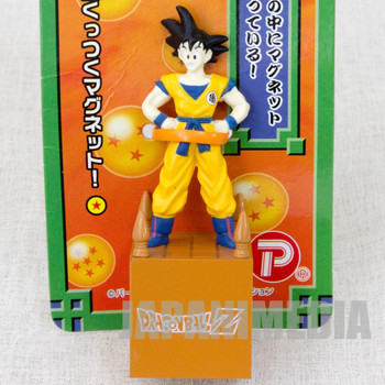 Dragon Ball Z Son Gokou Mini Figure with Magnet Popy JAPAN ANIME MANGA