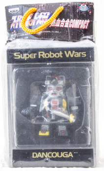 Super Robot Dancouga Figure Chogokin Compact 2 JAPAN ANIME MANGA