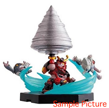 Gurren Lagann Mini figure Banpresto Ichiban Kuji JAPAN ANIME