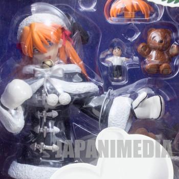 Evangelion Asuka Langley Santa Cosplay Figure Limited Black Ver. JAPAN ANIME