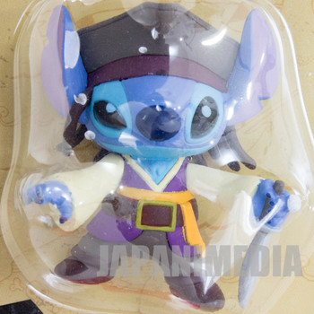 Stitch Pirates of Caribbean Figure Key Chian JAPAN ANIME Disney