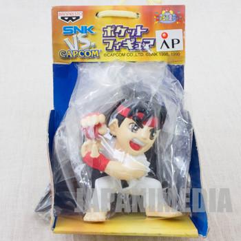 Street Fighter Ryu Pocket Figure Capcom vs SNK Banpresto JAPAN GAME