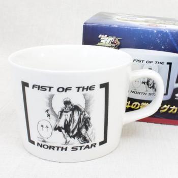 Fist of the North Star Mug SEGA JAPAN ANIME Hokuto no Ken