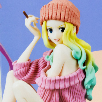 Lupin the 3rd Rebecca Rossellini Groovy Baby Shot Figure Pink Banpresto JAPAN
