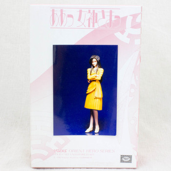 RARE! Ah My Goddess Sayoko Mishima Solid Cast Unassembled Kit Figure Vorks JAPAN