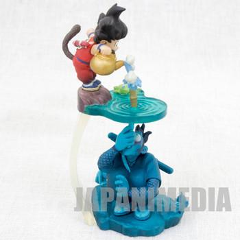 RARE! Dragon Ball Z Mini Figure Son Gokou Boy VS. Murasaki JAPAN ANIME CAPSULE