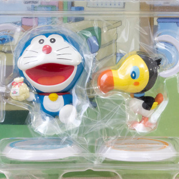 Doraemon Nobita and the Island of Miracles Kurajo Figure BANDAI JAPAN ANIME
