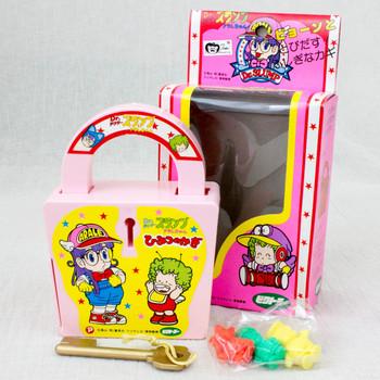 Retro RARE Dr. Slump Arale Chan Toy Case Mini Eraser Figure Doll