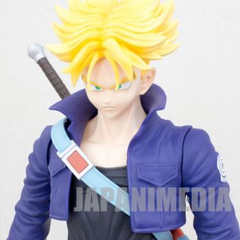 "Dragon Ball Z Super Saiyan Trunks Figure 16"" Gigantic Series Plex JAPAN ANIME"