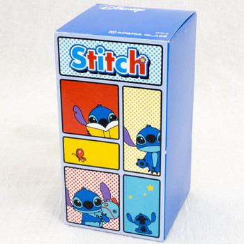 Disney Stitch World Glass JAPAN ANIME