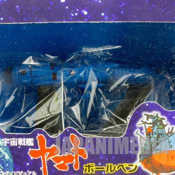 Space Battleship YAMATO Desler Desslar Figure Ballpoint Pen Banpresto JAPAN