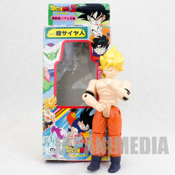 Dragon Ball Z Super Saiyan Son Gokou Figure Yutaka 1991 JAPAN ANIME MANGA