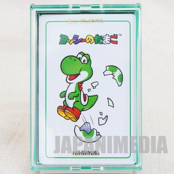 Super Mario Eggs of Yoshi Trump Clear Playing Cards Nintendo JAPAN FAMICOM 2