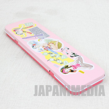 Retro RARE Urusei Yatsura Pen Case LUM JAPAN ANIME MANGA 1