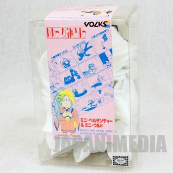 RARE! Ah My Goddess Belldandy Unpainted Model Kit Figure Vorks JAPAN ANIME