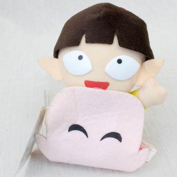 "RARE! Gegege no Kitaro Nekomusume 6"" Plush Doll JAPAN ANIME YOKAI"