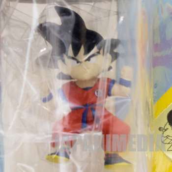 Dragon Ball Z Son Gokou in Capsule Mascot Figure Keychain Banpresto JAPAN ANIME 2