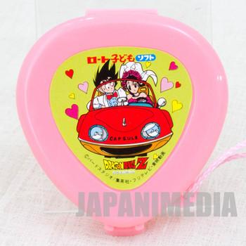 Retro RARE! Dragon Ball Z Eye Drop Case Rohto JAPAN ANIME 9
