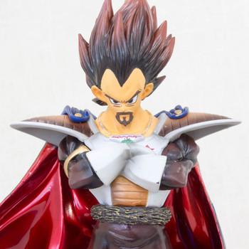 Dragon Ball Z King Vegeta DX Figure Legend of Saiyan Banpresto JAPAN ANIME MANGA 1