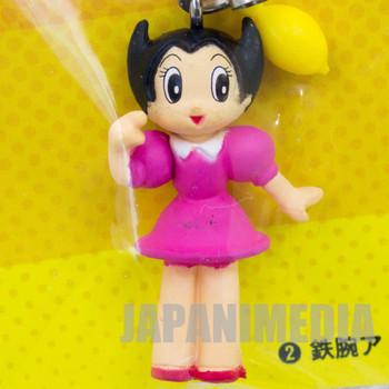 Astro Boy Mighty Atom Uran Mascot Figure Strap Osamu Tezuka JAPAN ANIME