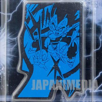 Dragon Ball Z Rubber Deco Sheet Sticker Vegeta Galick Gun Banpresto JAPAN ANIME