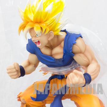 Dragon Ball Z Son Gokou Figure Chozo Art Collection JAPAN ANIME