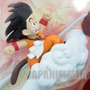 RARE! Dragon Ball Z Figure Collection No.1 Son Goku Gokou Mekke! JAPAN ANIME