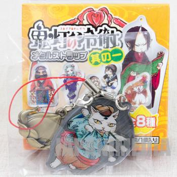Hoozuki no Reitetsu Koban Metal Plate Mascot Strap JAPAN ANIME MANGA
