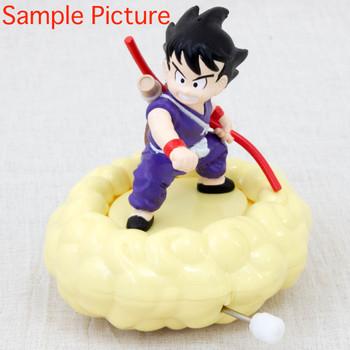 RARE!!! Dragon Ball Little Goku Moving Kintoun Figure Bakusou JAPAN ANIME JUMP 2