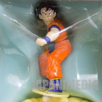 RARE!!! Dragon Ball Gokou Moving Kintoun Figure Bakusou JAPAN ANIME JUMP 2