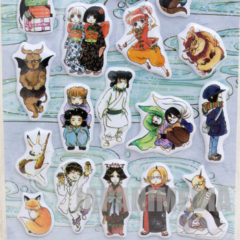 Hoozuki no Reitetsu Sticker Set JAPAN ANIME MANGA