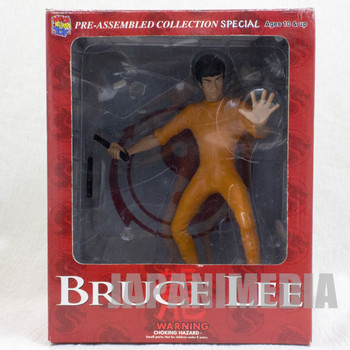 BRUCE LEE Pre-Assembled Collection Figure Medicom Toy JAPAN KUNG FU MOVIE