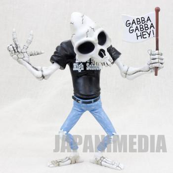 RARE! RAMONES Skeleton Figure Bonebad JAPAN PUNK ROCK