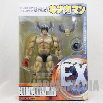 KINNIKUMAN Buffaloman EX A Romando Action Figure JAPAN ANIME MANGA JUMP