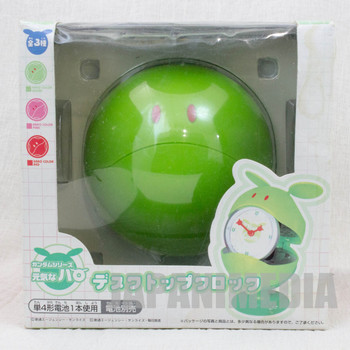 Gundam Mascot Robot Haro Figure Desktop Clock Green Ver. JAPAN ANIME MANGA 2