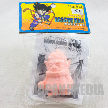 Retro RARE Dragon Ball Z Pilaf Rubber Figure Pose Doll Epoch JAPAN ANIME