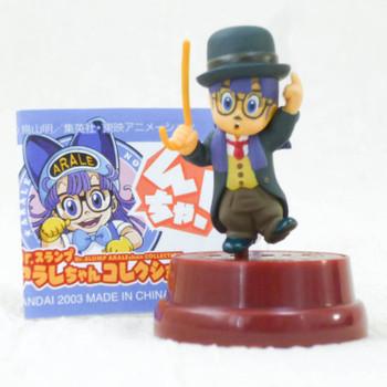 Dr. Slump Arale chan Morning Costume Miniature Figure Bandai JAPAN ANIME MANGA