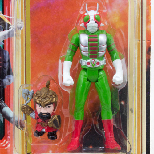 Kamen Rider V3 Masked Rider Action Figure Collection JAPAN TOKUSATSU