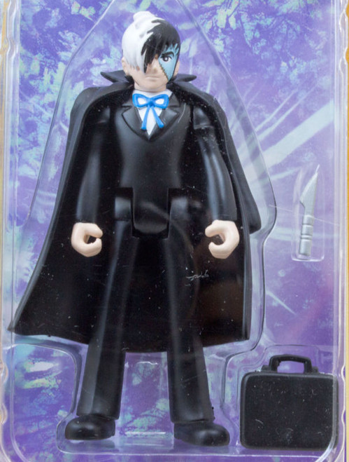 Black Jack Tezuka Osamu Action Figure Collection JAPAN ANIME